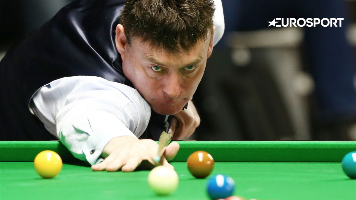 Jimmy White Reviews Day 1 of Snooker's English Open