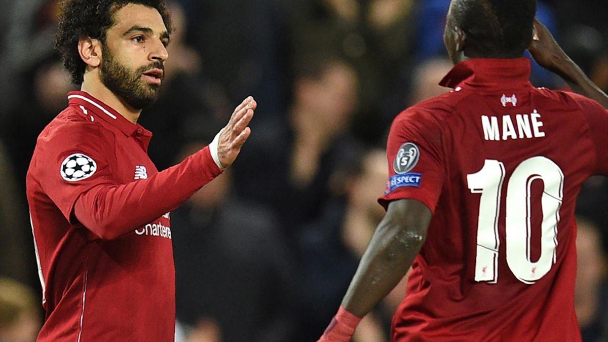 Salah und Mane sind vorübergehend Tabellenführer