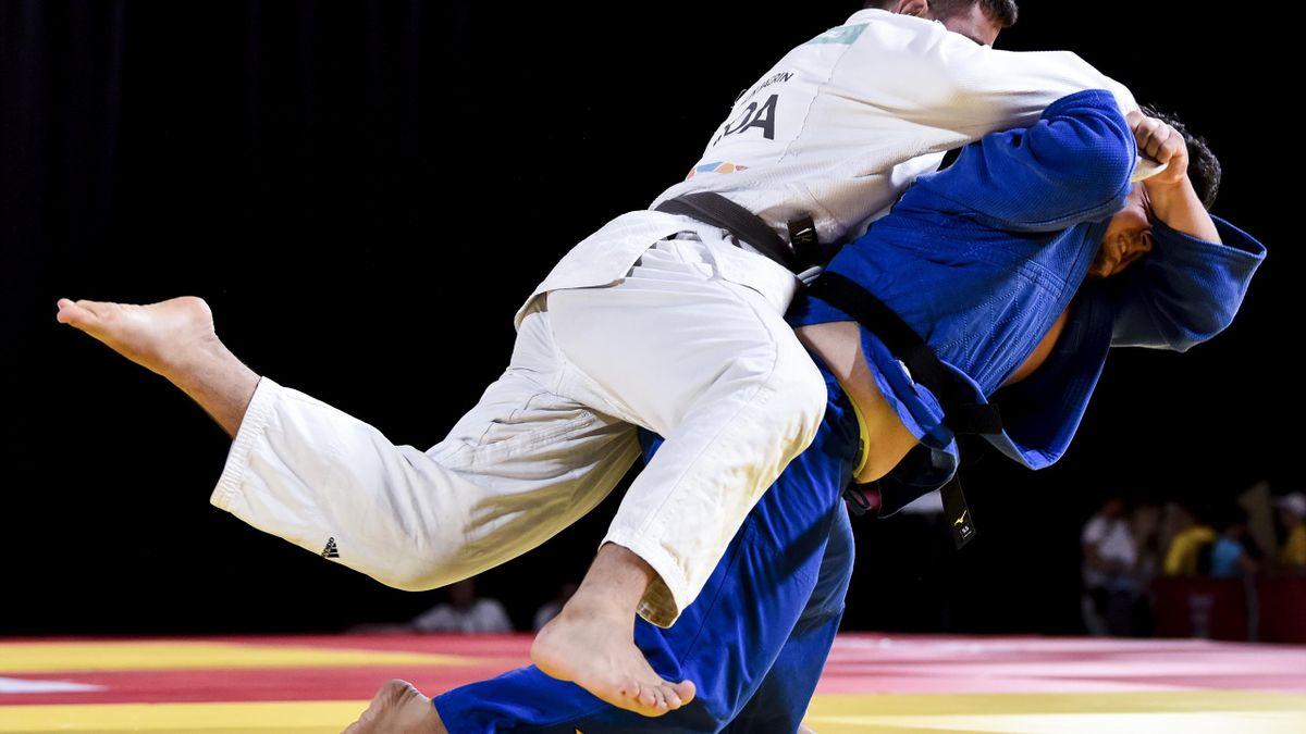 Judo: Abu Dhabi finaliza su Grand Slam