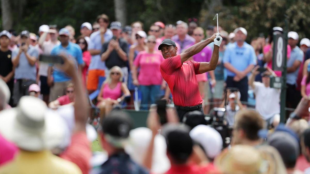 Tiger Woods schließt mehrjährige Partnerschaft