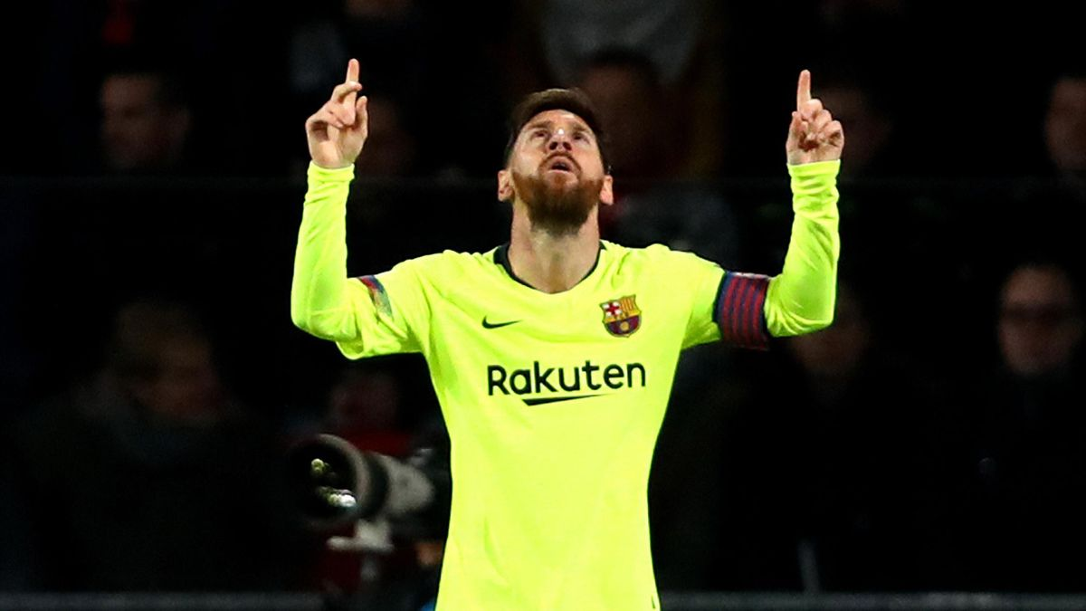 Barcelona Messi