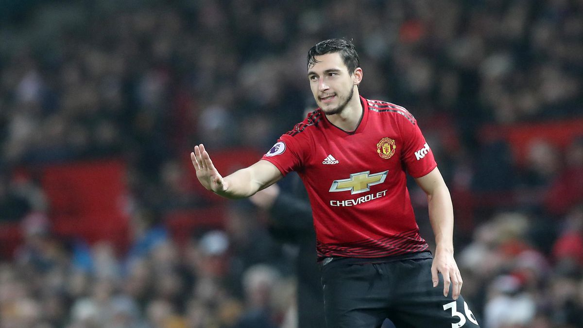 Matteo Darmian has admitted he misses Italy