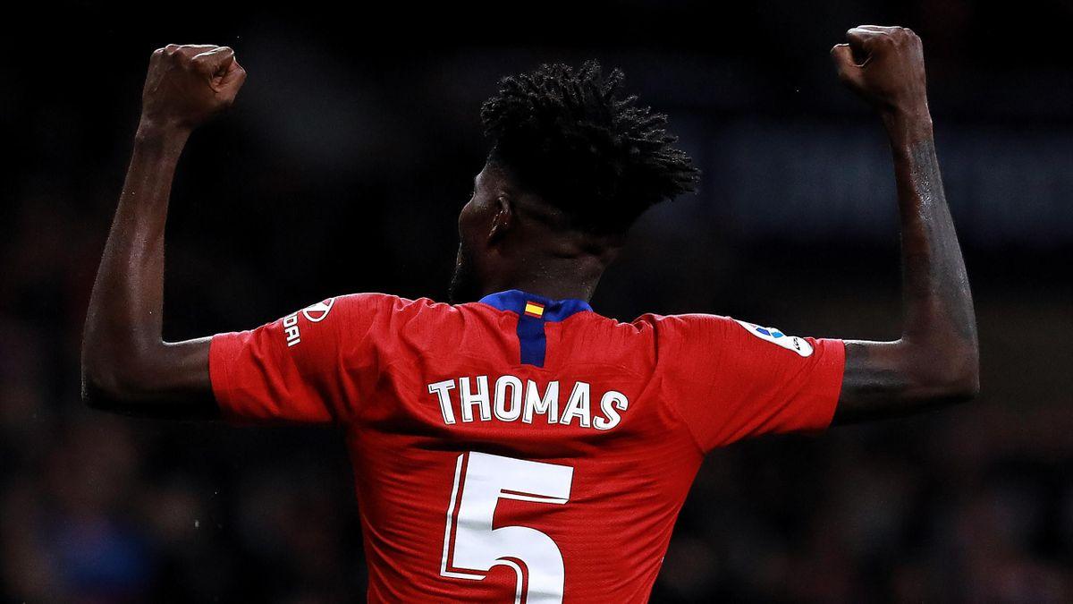 Thomas Partey (Atlético)