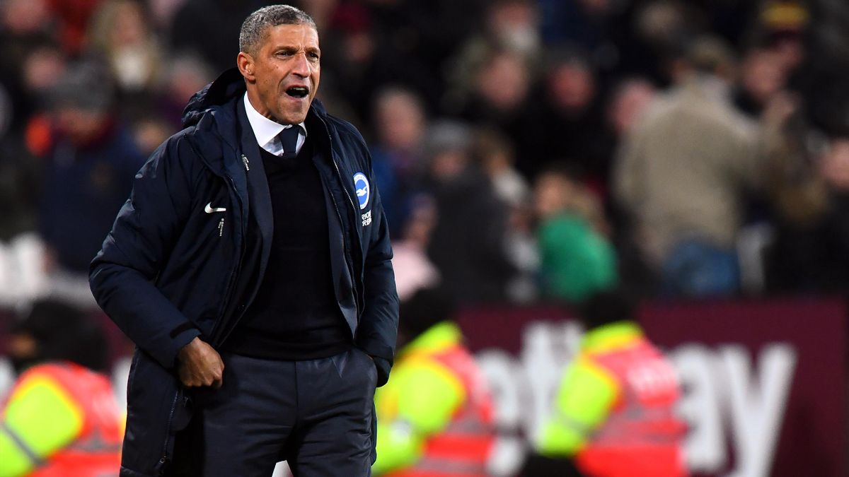 Chris Hughton wants his Brighton side to replicate their quarter-final appearance in last season's FA Cup