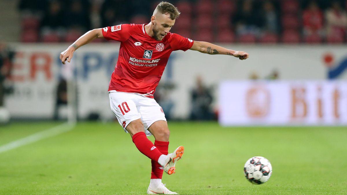 Alexandru Maxim trifft zum zwischenzeitlichen 2:0