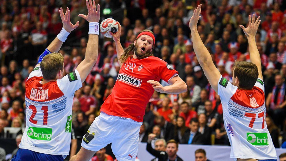 Mikkel Hansen führt Dänemark zum Erfolg gegen Norwegen