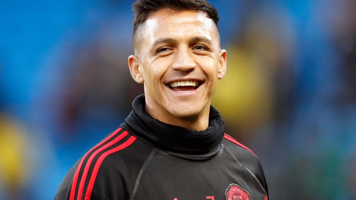 Alexis Sanchez is set to face former side Arsenal