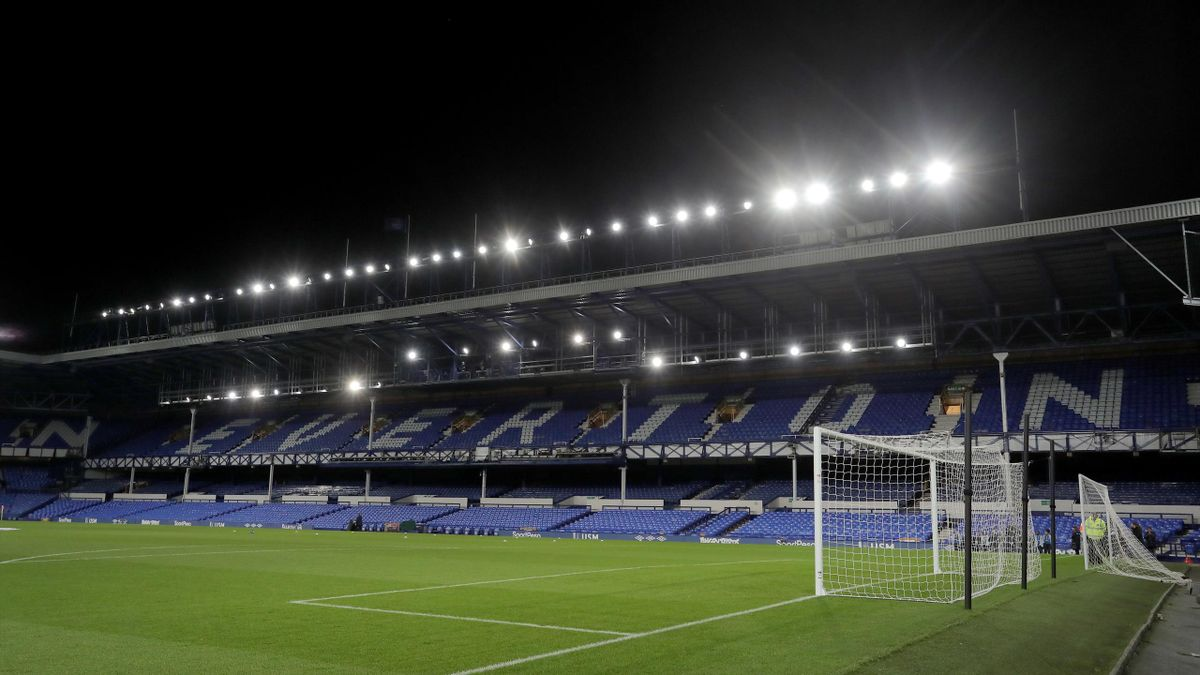 The Goodison Park atmosphere could be interesting