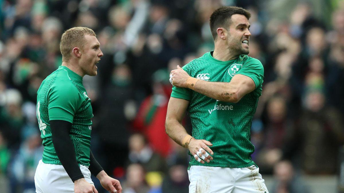 Irlanda vence a Escocia en la segunda jornada del Seis Naciones