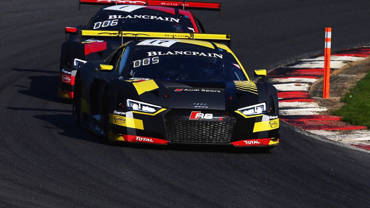 Exciting times and new developments for the 2019 Blancpain GT Series
