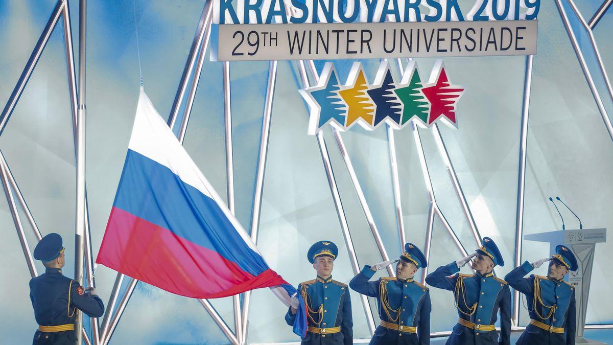 Host nation Russia dominate medals on day 1 of 2019 FISU Winter Universiade in Krasnoyarsk