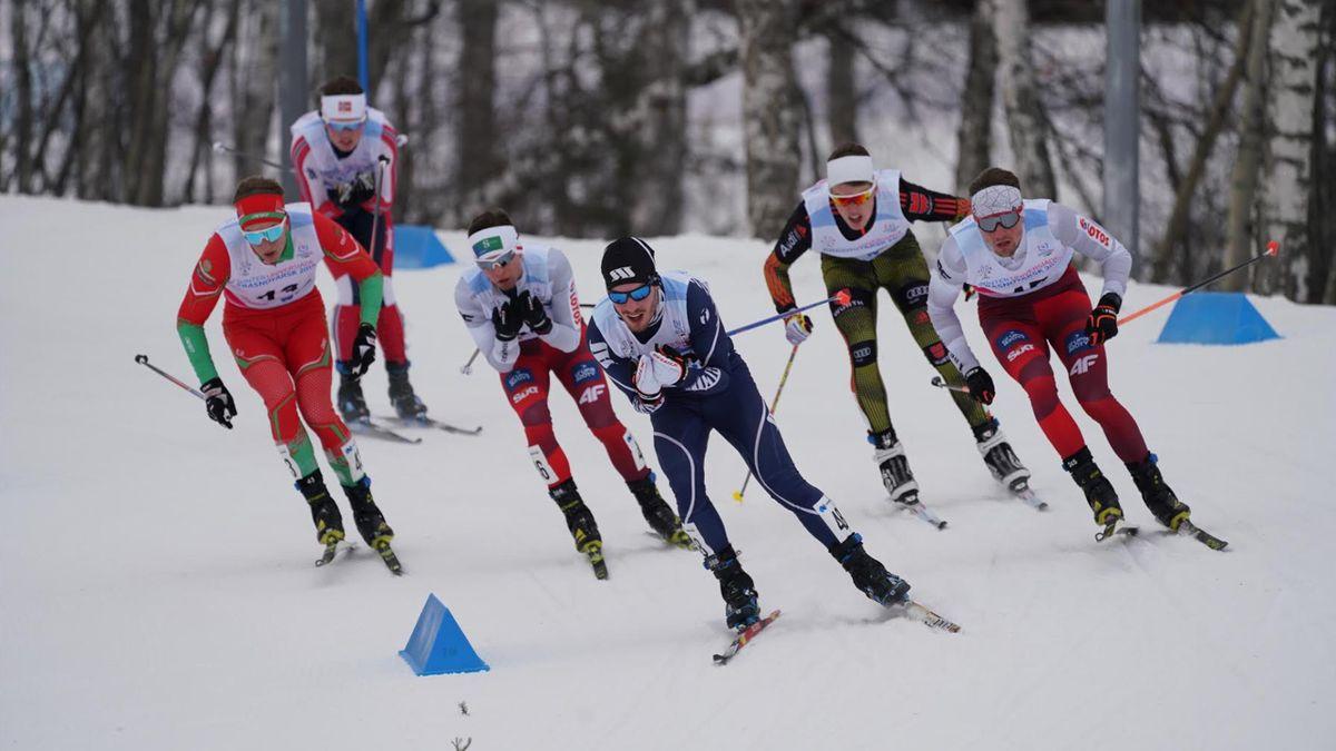 Winter Universiade 2019: supremacía de los rusos en Krasnoyarsk