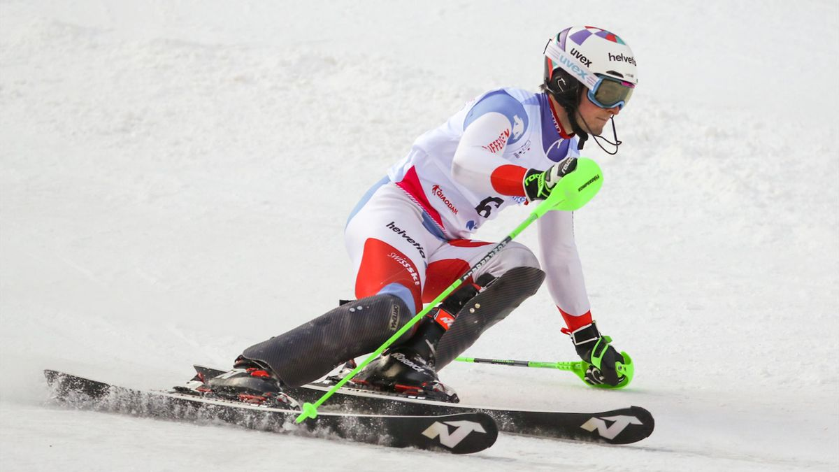 Korea and Poland take gold medals in giant slalom at 2019 Winter Universiade in Krasnoyarsk