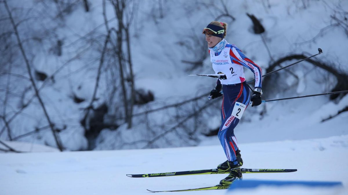 Local delight as 19-year old Viatkina wins women's cross-country skiing pursuit at 2019 Winter Universiade