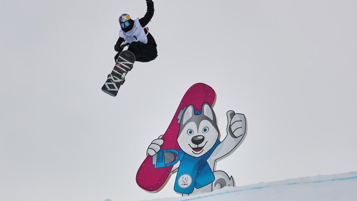 Russian duo seal golden end to snowboarding at 29th Winter Universiade in Krasnoyarsk