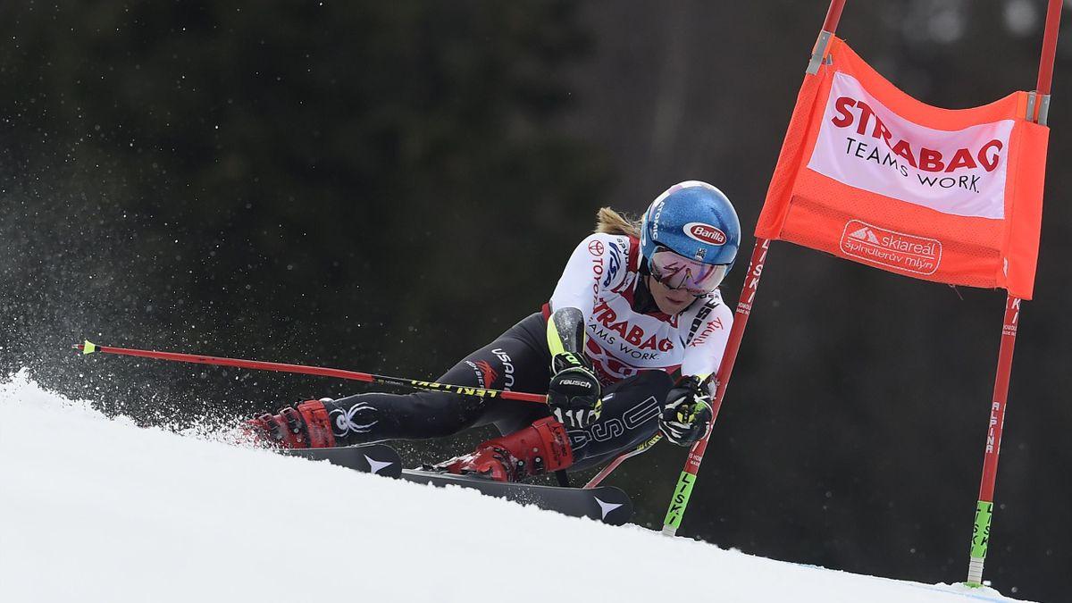 Mikaela Shiffrin vor erneutem Sieg im Gesamtweltcup