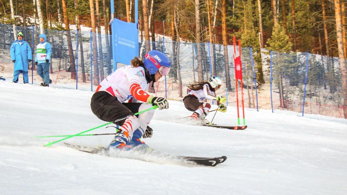 Paco Rassat décroche le bronze au slalom des Universiades d'hiver à Krasnoïarsk