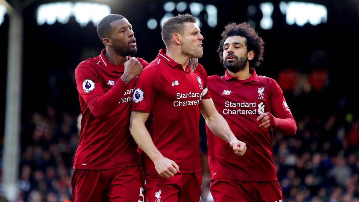 James Milner's late penalty got Liverpool out of jail in west London