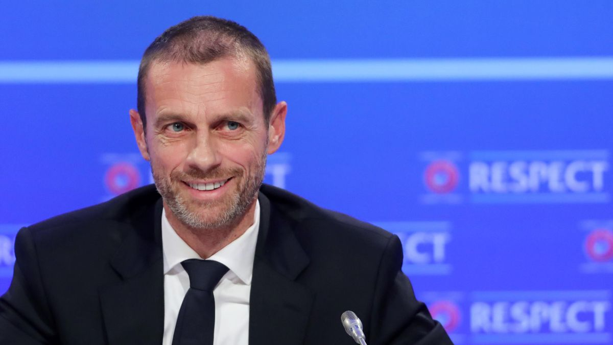 UEFA president Aleksander Ceferin is seeking consensus on the way forward for European club competitions