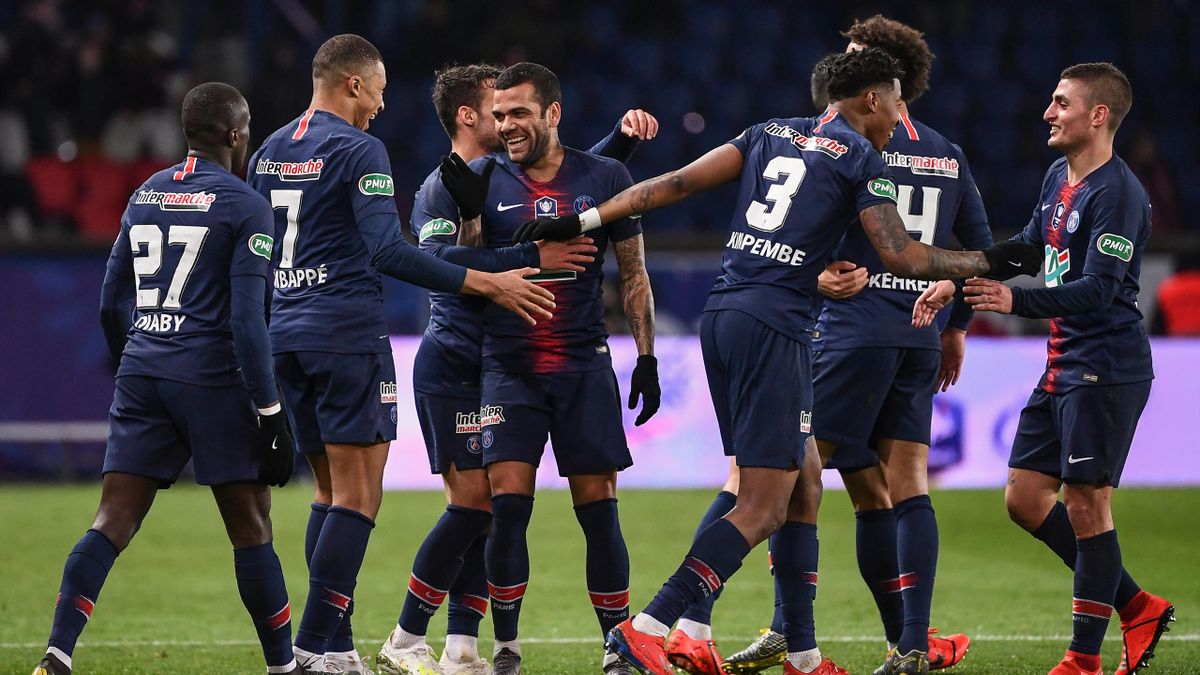 PSG trifft im Pokal-Finale auf Stade Rennes