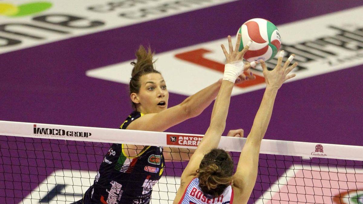 Imoco Volley Conegliano - Savino del Bene Scandicci
