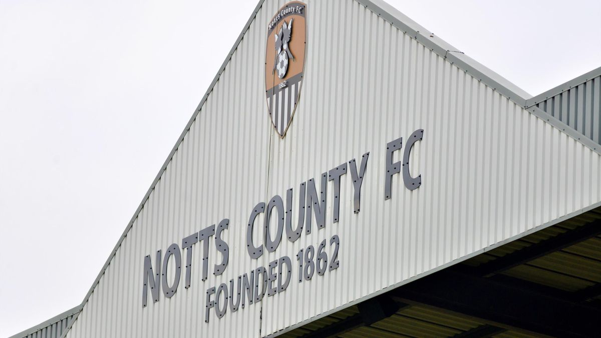 Notts County were formed in 1982