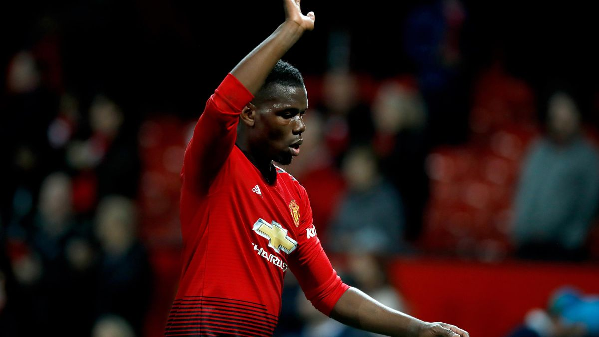 Is Paul Pogba set to wave goodbye to Manchester United?