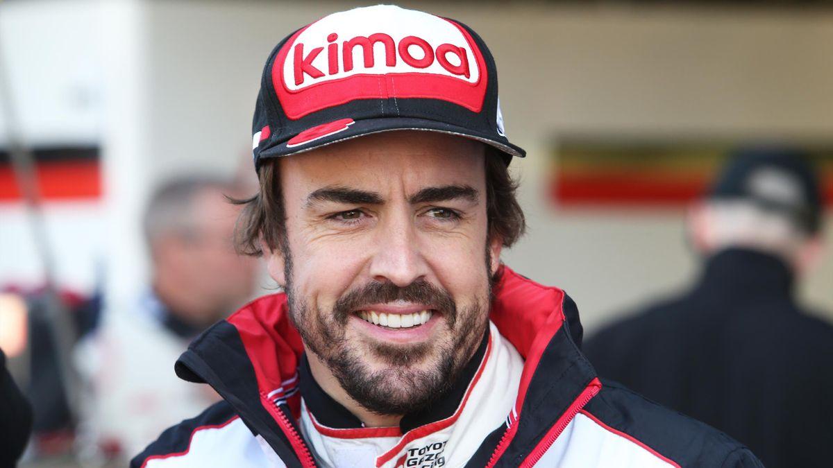 Fernando Alonso 6 Hours of Spa