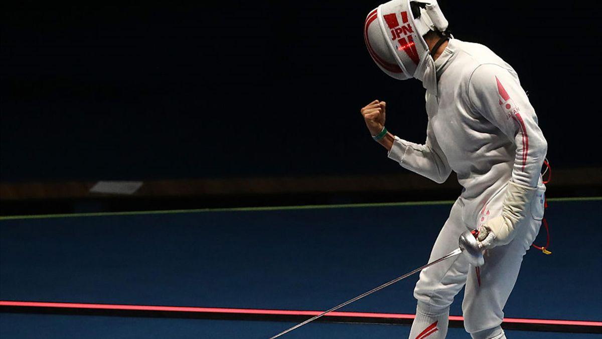 Grand Prix de Cali 2019 : les épéistes Kazuyasu Minobe (JAP) et Yiwen Sun (CHN) triomphent
