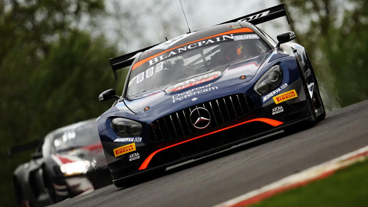 Mercedes-AMG sweeps honours as Blancpain GT World Challenge Europe era launches at Brands Hatch