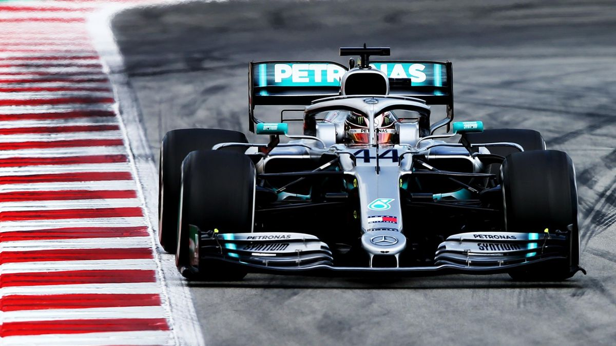 Lewis Hamilton (Mercedes) - GP of Spain 2019