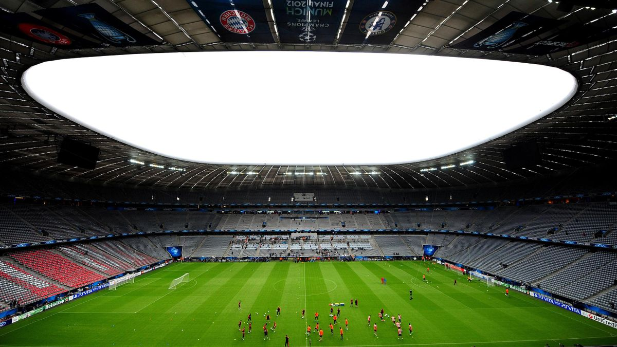 The Allianz Arena will have rainbow corner flags in the final Bundesliga game of the season