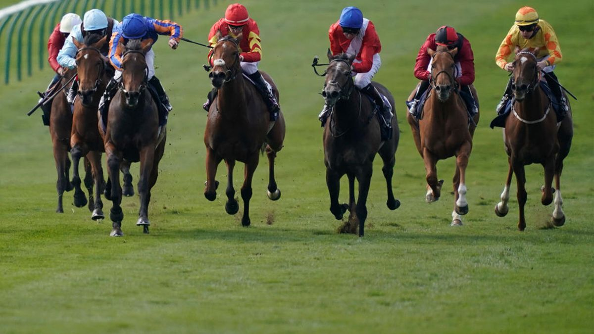 Hermosa lands Irish 1,000 Guineas and Classic double for O'Brien and Moore