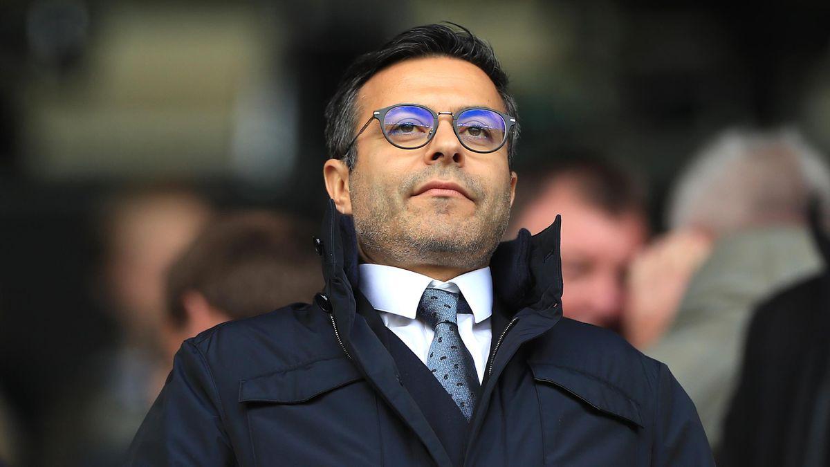 Andrea Radrizzani, patronul lui Leeds