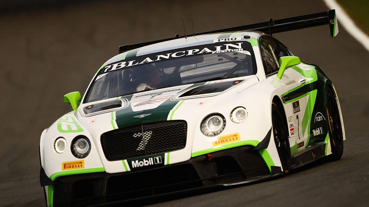 Bentley and M-Sport claim impressive Blancpain GT Series victory at Circuit Paul Ricard 1000 kms