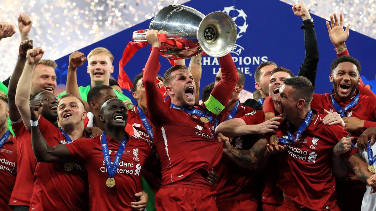 Liverpool a câștigat pentru a 6-a oară UEFA Champions League pe 1 iunie 2019
