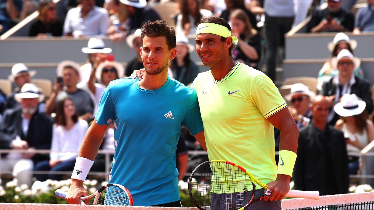 Roland-Garros Thiem-Nadal
