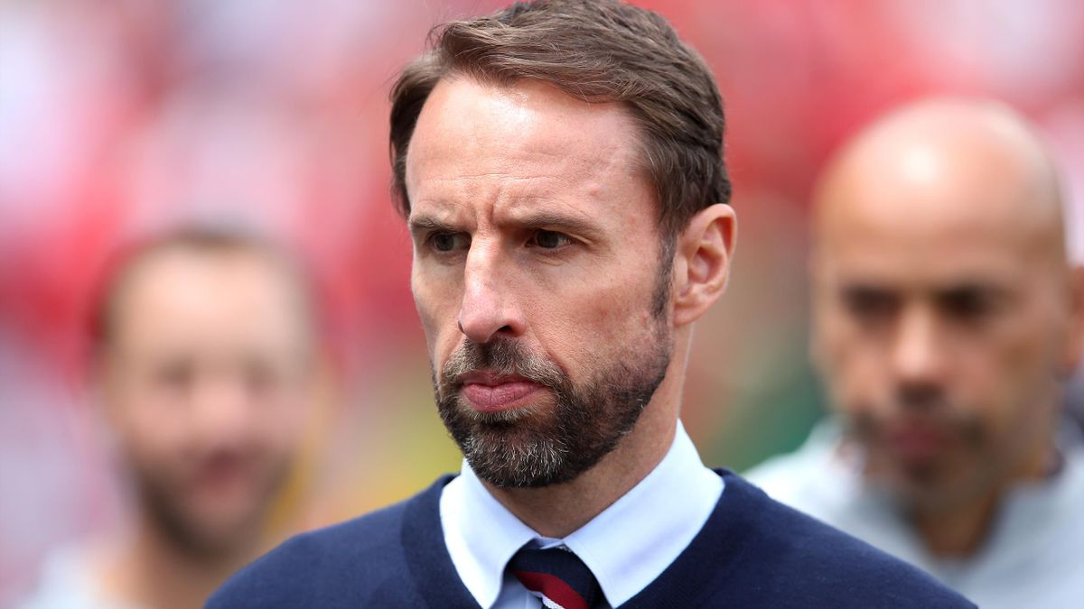 Gareth Southgate wants England to keep increase their standards in the hunt for glory