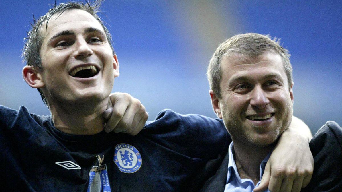 Frank Lampard și Roman Abramovich construiesc o super-echipă la Chelsea