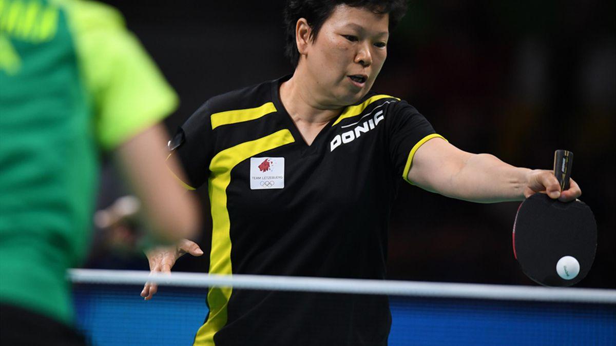 Ni Xia Lian qualifiziert sich für die Olympischen Spiele