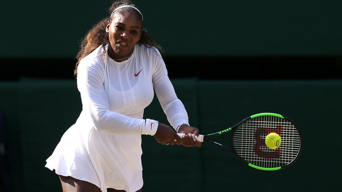 Serena Williams has won 23 grand-slam titles