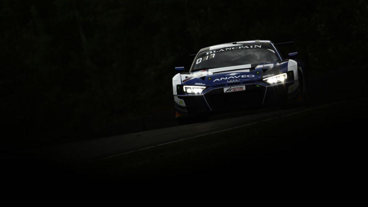L'Audi R8 #2 du Belgian WRT remporte la 2ème course du circuit de Misano