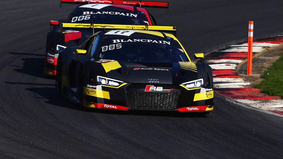Blancpain GT, a Misano vincono Orange 1 FFF e Belgian Audi Club
