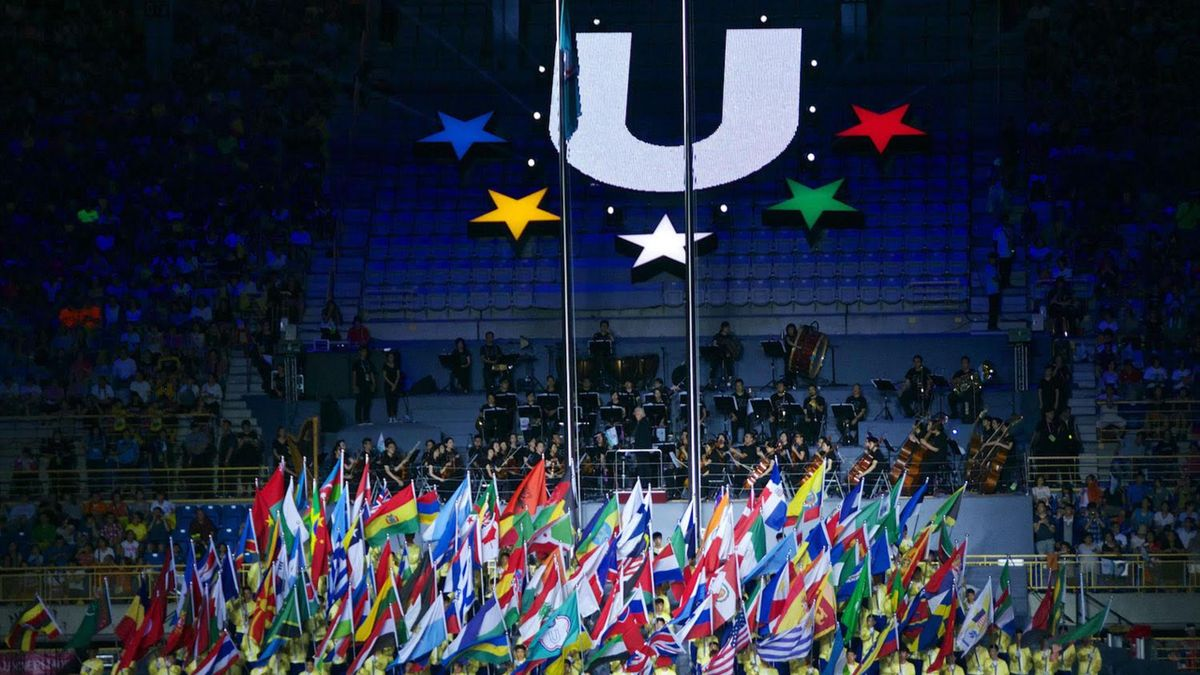 Napoli ready to welcome the world to the FISU Summer Universiade
