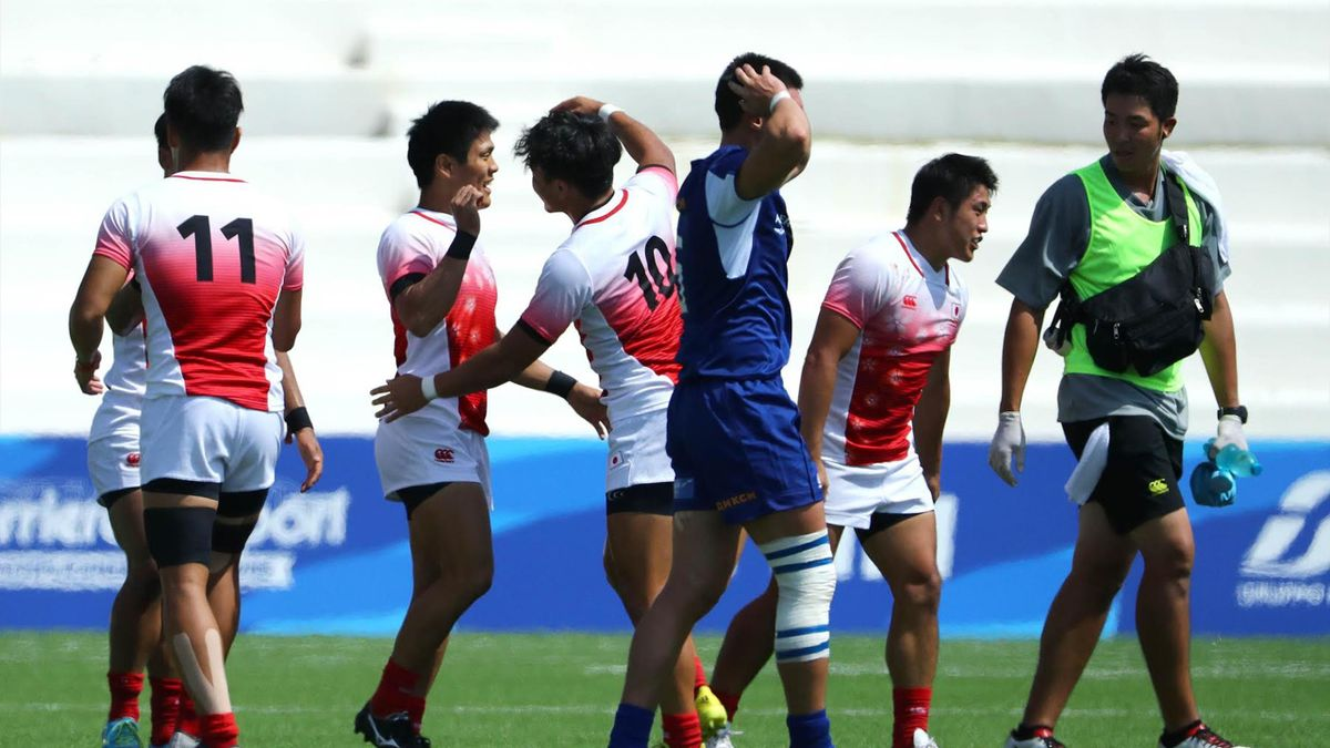Double gold for Japan in Rugby Sevens at 2019 FISU Summer Universiade