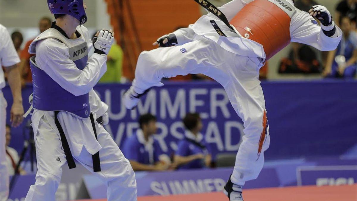 Magda Wiet-Hénin offre à la France sa deuxième médaille d'or aux Universiades d'été 2019