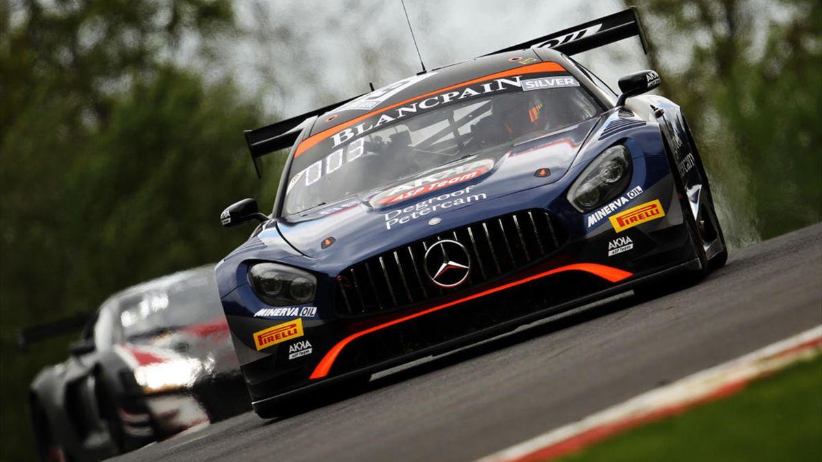 La Mercedes-AMG GT3 #88 de l'AKKA-ASP remporte la 1re course de Zandvoort