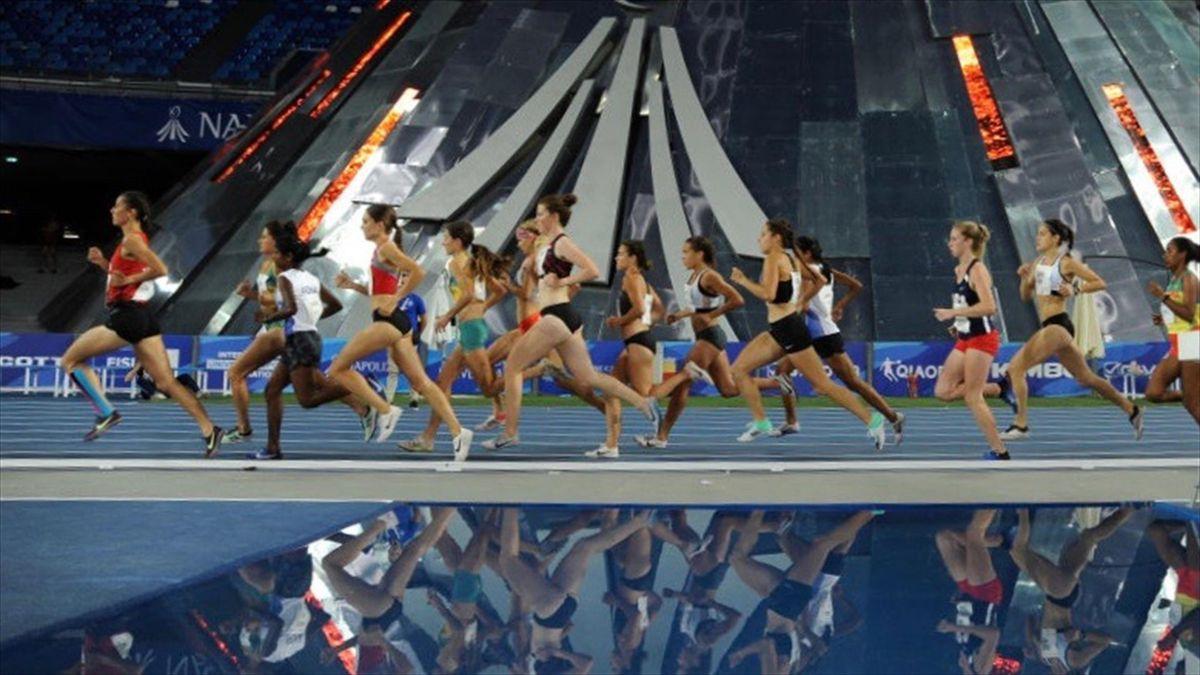 La France clôture les Universiades 2019 de Naples avec deux nouvelles médailles