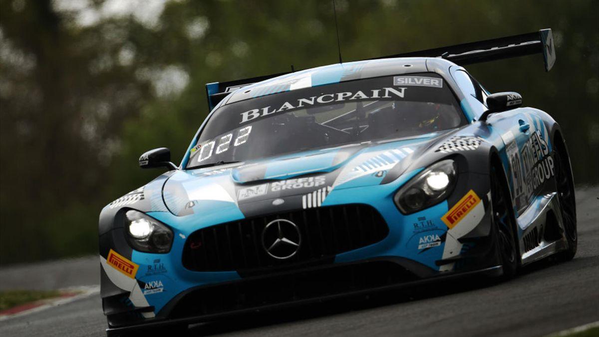 Blancpain GT Series, Mercedes e Audi in trionfo a Zandvoort