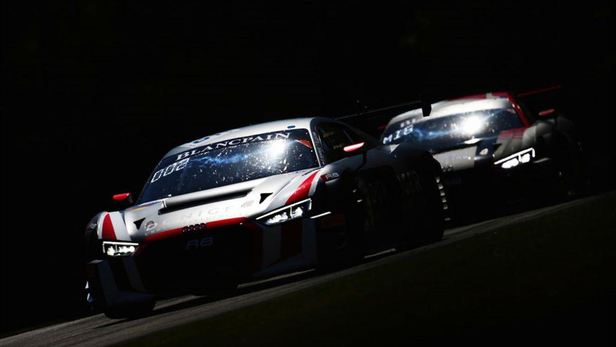 Triumpf für Audi im 2. Rennen von Zandvoort